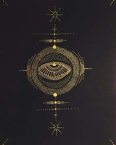 Love the gold glyphs of ©Penabranca Occult Symbols, Occult Art, See Tattoo, Geniale Tattoos, Dark Art, Tattoo Inspiration, Body Art, Illustration Art, Creations