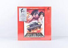Carlo Rustichelli 'Stuntman' OST LP