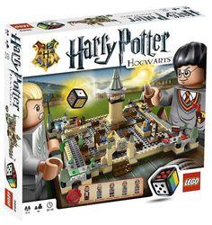 Juego de mesa lego Harry Potter. Hogwarts