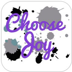 lil blue boo  ....choose joy