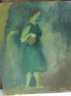 Oil on Platex - Maria Inês Ramos
