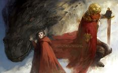 """""""I have been waiting for you a thousand years, and for you I will wait a thousand more"""" #Merlin"""
