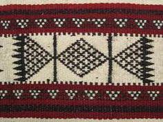 bedouin weaving -