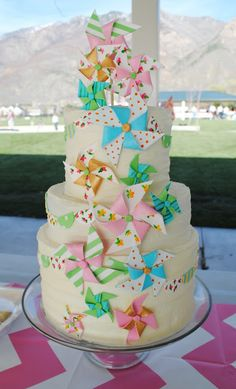 Pinwheel Cake Cakes Beautiful Cakes for the Occasions