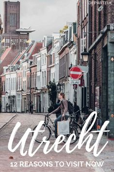 amsterdam travel outfits - Utrecht Travel 12 Reasons To Visit This Dutch City Utrecht, Rotterdam, Voyage Europe, Europe Travel Guide, Travel Plan, Travel Ideas, Travel Netherlands, Places To Travel, Europe