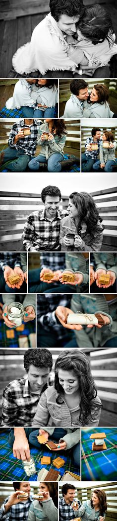 our themed engagement session by Vanessa Voth :)