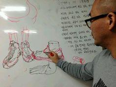 Drawing Reference Poses, Anatomy Reference, Design Reference, Drawings For Him, Cool Drawings, Anatomy Study, Anatomy Art, Junggi Kim, Human Body Drawing