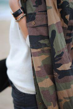a good camo jacket