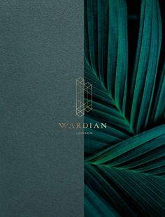 Wardian London brochure by Ballymore Group design layout typography elegant upscale Layout Design, Graphisches Design, Buch Design, Split Design, Design Ideas, Brand Design, Design Model, Pattern Design, Corporate Design