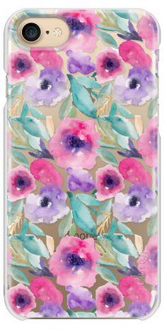 Casetify iPhone 7 Snap Case - Garden by Li Zamperini Art