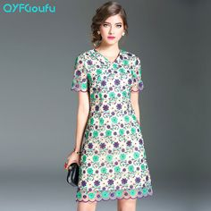 77308db20ee Aliexpress.com   Buy 2017 Summer Bodycon Dresses For Women Fashion Floral  Embroidered Sexy Sheath Dresses Short Sleeves Blue Designer Casual Dresses  from ...