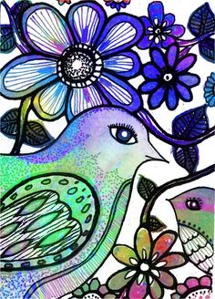+robin mead artist | Robin Mead ~ | ARTIST Trading Card Ideas