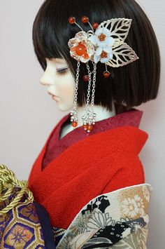 +花魁.小飄+ by 一件米糕 on Flickr.