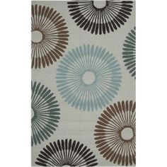 Artistic Weavers Purshia Pussywillow Gray 8 ft. x 10 ft. Area Rug-Purshia-810 at The Home Depot