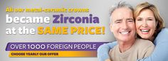 Zirconia Crowns at a super price treatment Dental Crowns, Names