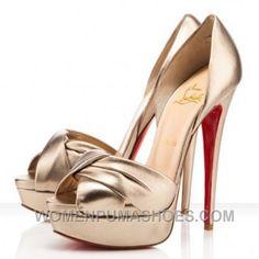 http://www.womenpumashoes.com/christian-louboutin-interlace-strap-gold-free-shipping-6njs4.html CHRISTIAN LOUBOUTIN INTERLACE STRAP GOLD FREE SHIPPING 6NJS4 Only $134.00 , Free Shipping!