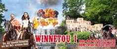 """Und auf geht's in das neue Abenteuer nach Karl May. Die """"Winnetou-Trilogie"""" startet ab Sommer 2017 bei den Karl May Festspielen in Elspe."""