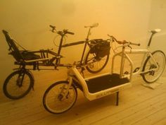 Billede Cargo Bike, Hood Ornaments, Bicycles, Cravings, Kid, Urban, Ideas, Projects, Child