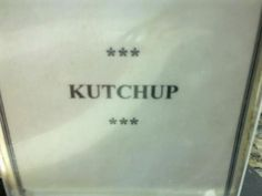 Kutchup - Taalvoutjes Funny Pix, Funny Signs, Funny Pictures, Retail Humor, Quote Of The Day, Tattoo Quotes, Laughter, Jokes, Language