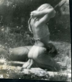 The Reclusive Peeping Tom Photographer and his Cardboard Camera (Czech Republic could never quite decide - Miroslav Tichý)