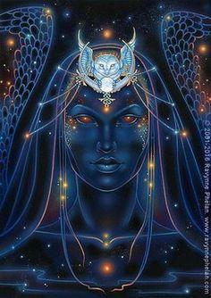 By Ravynne Phelan Beautiful symbolic , metaphysical art. Psychedelic Art, Fantasy Kunst, Fantasy Art, Art Visionnaire, Esoteric Art, Goddess Art, Visionary Art, Egyptian Art, Egyptian Goddess