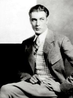 Gary Cooper, 1929  just watched two Gary Cooper films back to back on TCM...he was wonderful in both. so natural.