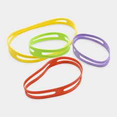 Rubber X-Bands | MoMAstore.org