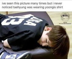 BTS V | OMG DIDNT KNOW EITHER AWW HAHAH