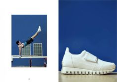 ROMBAUT Embraces Gymnastics Theme for Spring/Summer 2015 image