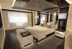 Devenez propriétaire de ce somptueux palace sur mer, le Sunseeker 155 Yacht, pour la modique somme de 28 millions d'euros ! Voguez vers le rêve...