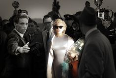 My Week With Marylin ! Loved this movie!