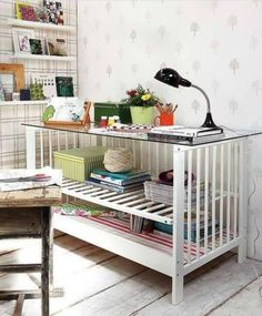 Transform A Baby Bed