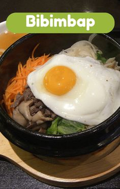 While traveling the world through cuisine, Mario Batali kicked off The Chew with a Korean recipe for Bibimbap.