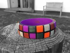 Premo, fimo, Cernit, Polymerclay bangle bracelet, duindoorn, sea buckthorn Bangle Bracelets, Bangles, Polymer Clay, Sea, Fimo, Jewerly, Bracelets, Bracelets, Bangle Bracelet