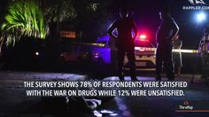 'Satisfaction' with war on drugs drops – SWS survey - WATCH VIDEO HERE -> http://dutertenewstoday.com/satisfaction-with-war-on-drugs-drops-sws-survey/   A Social Weather Stations survey shows Filipinos' satisfaction with the Duterte administration's war on drugs dropped 11 points from positive 77 in December to positive 66 in March. Full story:  News video credit to Rappler's YouTube channel