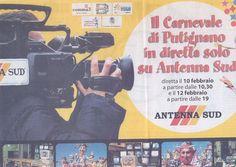 Partner con Antenna Sud del Carnevale di Putignano