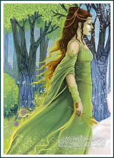 Demeter was the goddess of the harvest and was credited with teaching humans how to grow, preserve, & prepare grain. Demeter was thought to be responsible for the fertility of the land. She is also known for her fierce defense of her daughter, Persephone.