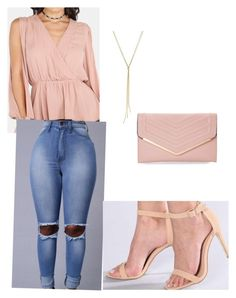 """""""Soft pink date fit"""" by razhanewiggins on Polyvore featuring Sasha"""