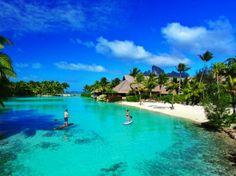 Bora Bora 10 places you'd rather be right now