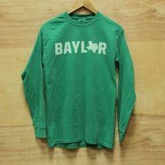 Baylor Texas O Long Sleeve College Shirts 30878eba8