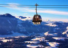 Seilbahn Kitzbühel Cn Tower, Mount Everest, Cable, Mountains, Building, Nature, Travel, Life, Cabo