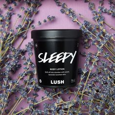 Or a jar of Lush Sleepy Body Lotion so you can slather the calming smell of lavender onto your body to help ease you into slumber. 21 Things That Might Actually Help You Feel Less Tired In The Morning Natural Hair Treatments, Skin Treatments, Mary Kay, Beauty Care, Beauty Skin, Beauty Hacks, Beauty Box, Beauty Ideas, Lush Fresh
