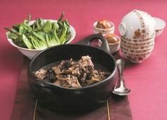Pork Belly Stewed in Bakuteh