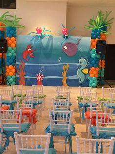 Under the sea animation set