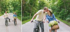 Manifesto Photography | Windsor Wedding Photographers | Joshua and Arica Klassen | Windsor | #champange #leamington #water #engagement #bikes