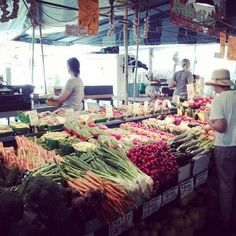 Montreal Chronicles: Atwater Market
