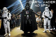 Darth Vader SPFW