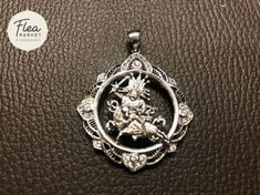 A beautiful pendant of Protector Setrap adorned with cubic zirconia. Be blessed by Setrap's holy energy, and be protected from demons,… Black Magic, Pocket Watch, Blessed, Spirituality, Buddha Buddhism, Daily Challenges, Demons, Pendant, Online Shopping