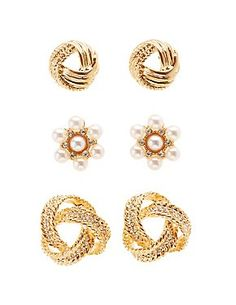 c23808c53 11 Best Jewelry-Lobe Earrings images in 2016   Woman watches ...