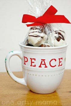 easy homemade christmas gifts | Homemade Christmas gift ideas Christmas joys